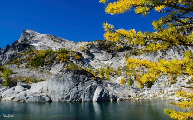Alpine Lake & Larch - Sept 2017