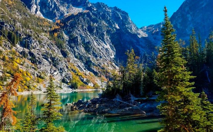 Alpine Lake Fall - 2018