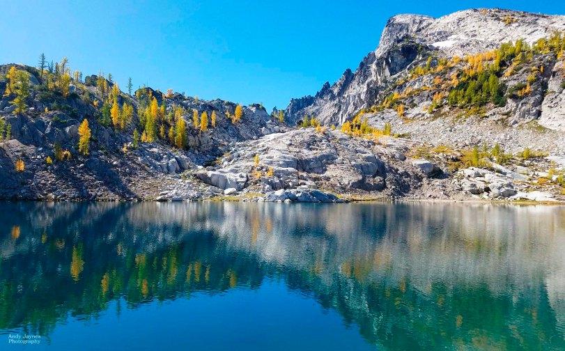 Alpine Lakes Fall Reflections - 2018