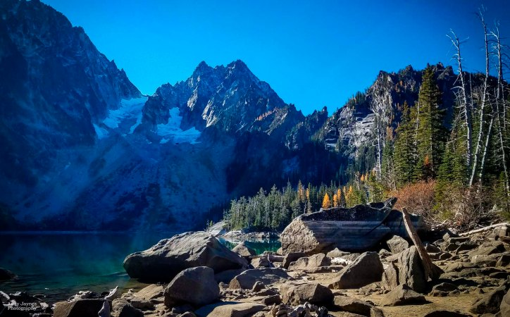 Alpine Lakes Waterline - 2018