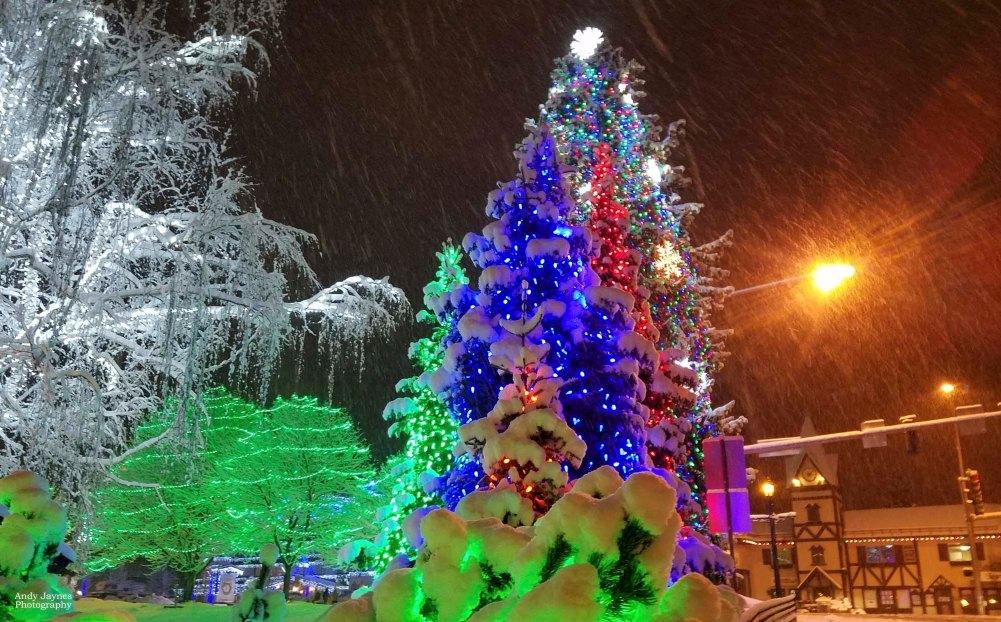 December - Village of Lights