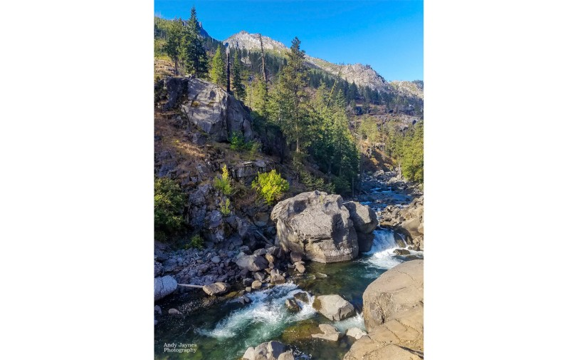 Icicle Creek Summer-1 - 2018