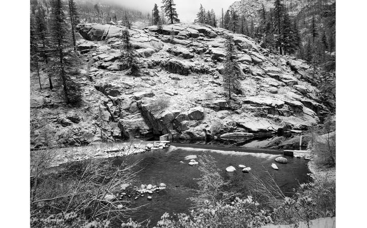 Icicle Creek Dam Winter-Nov 2019