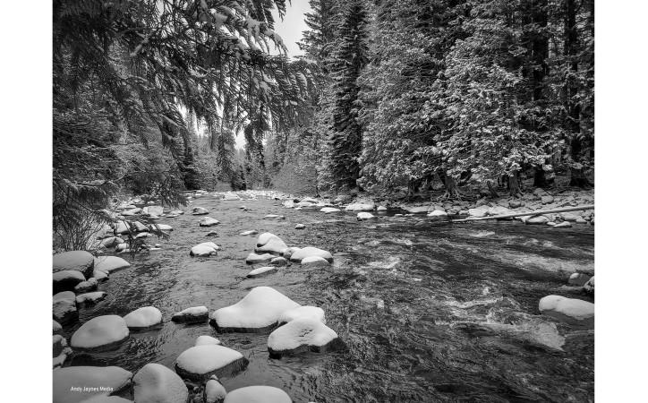 Icicle Creek Winter-Dec 2019