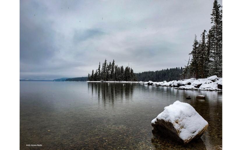 Lake Wenatchee Snow 7 - Dec 2019