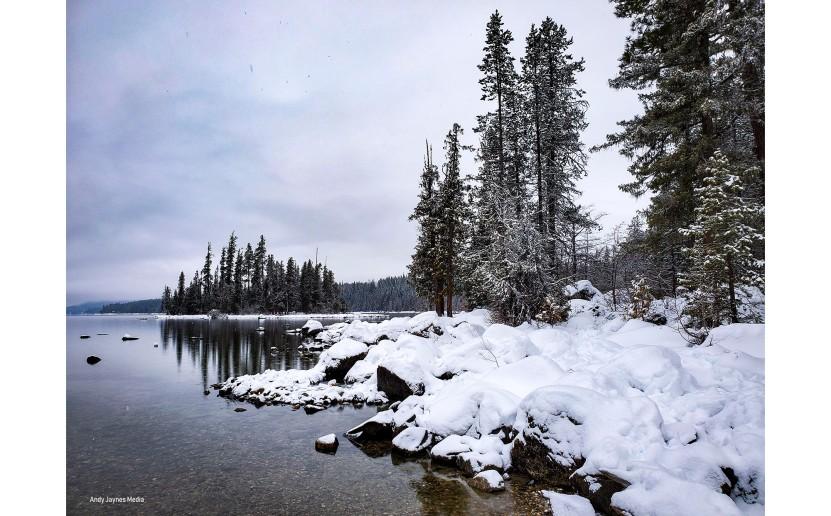 Lake Wenatchee Snow 2 - Dec 2019