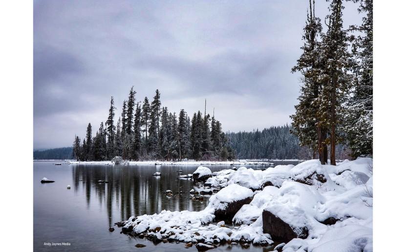 Lake Wenatchee Snow 3 - Dec 2019