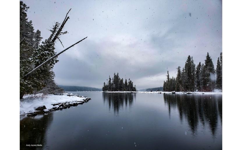 Lake Wenatchee Snow 4 - Dec 2019