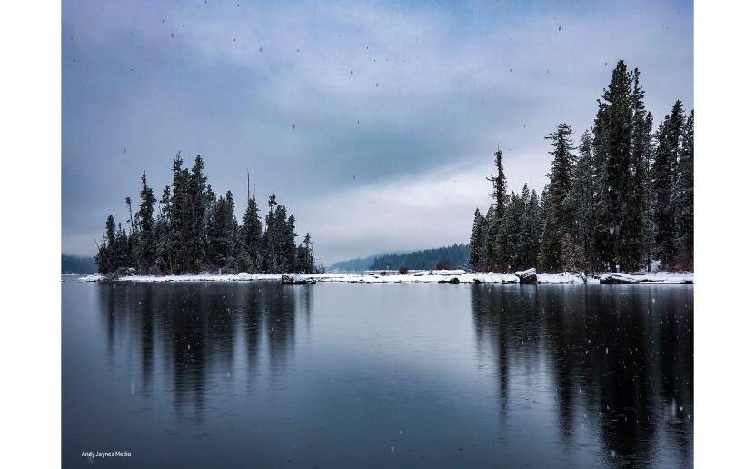 Lake Wenatchee Snow 5 - Dec 2019