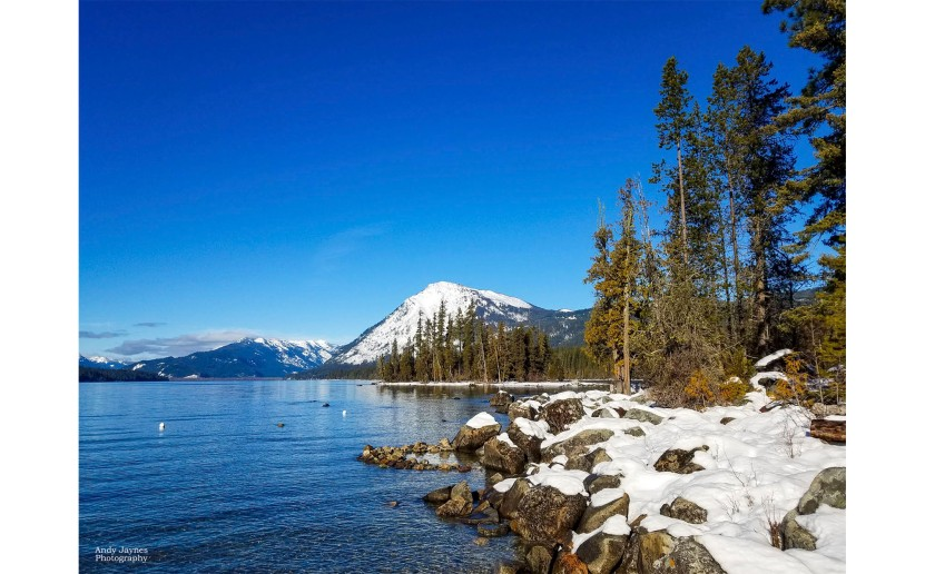 Lake Wenatchee Winter Day-1 - 2019