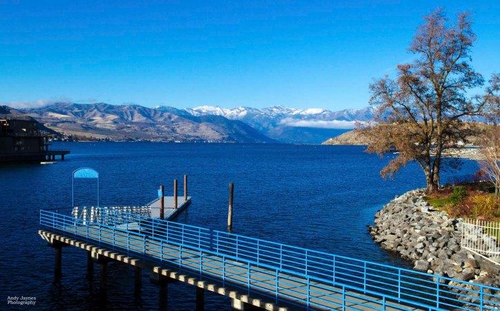 Lake Chelan dock - 2017