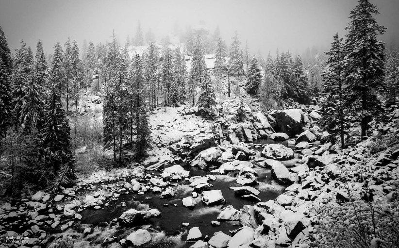 Snowy Mountain Creek - 2017