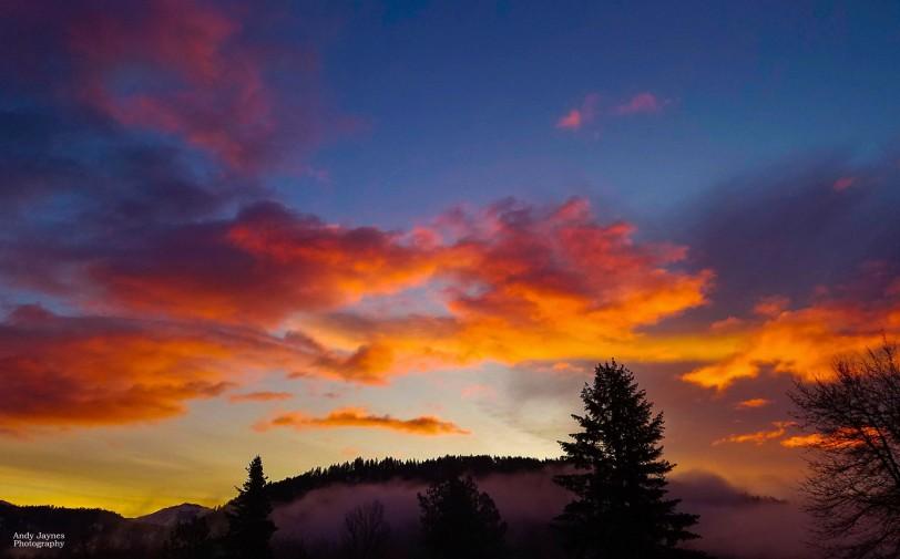 Morning Light over Leavenworth - 2018