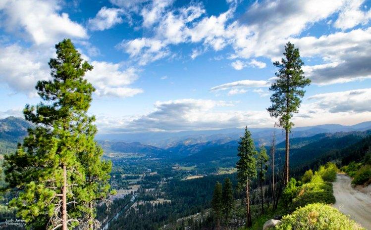 September - Views of Leavenworth