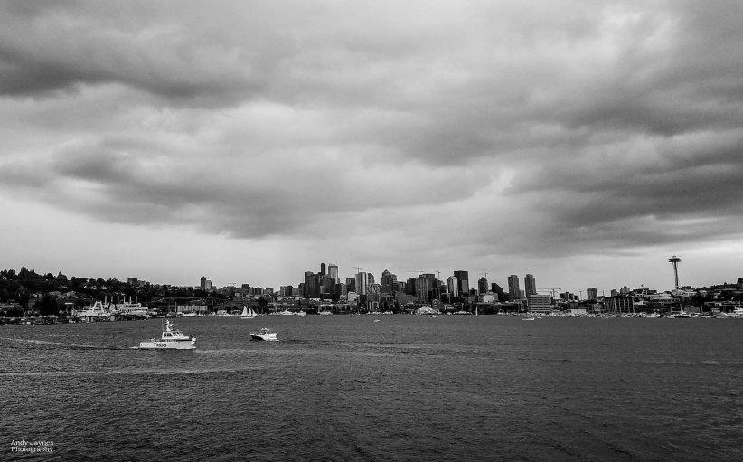 Seattle Cityscape & Boats - 2018