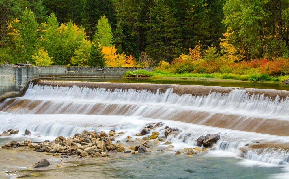 October - Tumwater Dam