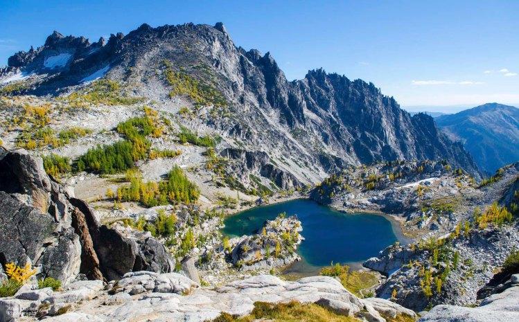 September - Alpine Lakes Wilderness