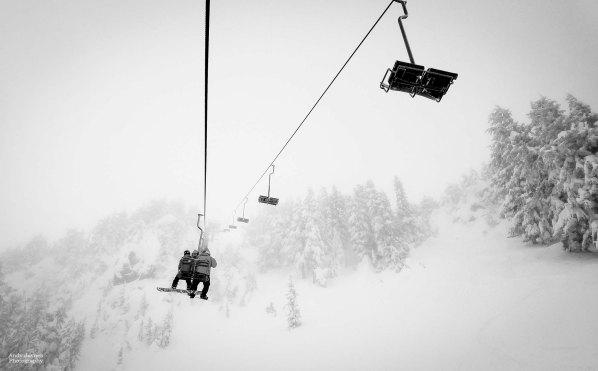 February - 7th Heaven @ Stevens Pass