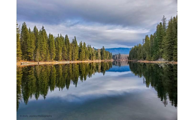 Wenatchee River November Reflections - 2019