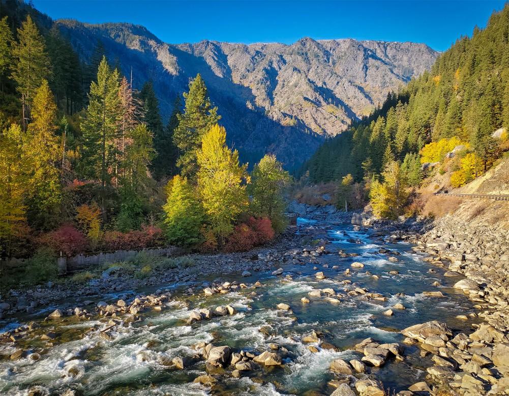 November - Wenatchee River & Tumwater Canyon